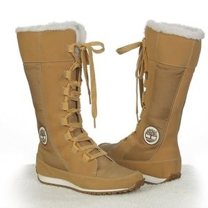 Women's Timberland Snow Boots Size 8 1/2